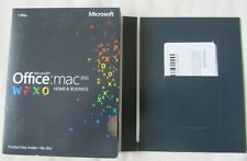 Microsoft Office for Mac 2011 Home and Business W6F-00202