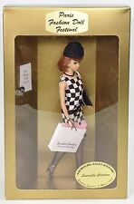 PARIS FASHION DOLL FESTIVAL LAURALEE CREATION BARBIE NRFB