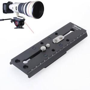 Schnellwechselplatte QR Mount für Stativkopf Sachtler FSB DV10/12SB, V14/V18/ACE