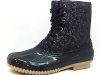 Sugar Women's Shoes Boots, Black, Size 7.0