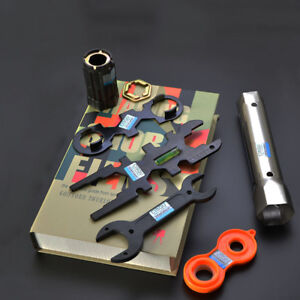Faucet Wrench Tool Kitchen Basin Repair Kit Plumbing For Fixing Sink Tap Fitting
