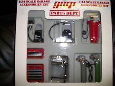 GMP GARAGE ACCESSORIES KIT 1/24 #G2400115
