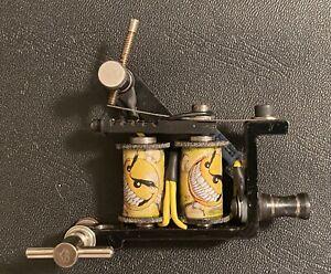 National tattoo supply fly weight swing gate machine.