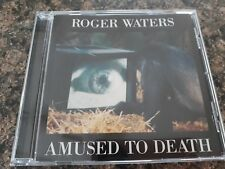 Roger Waters - Amused To Death - CD - Columbia - 468761 2 - (Pink Floyd)