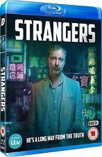 STRANGERS (2018): John Simm, ITV TV Crime/Drama Season Series NEW RgB Eu BLU-RAY