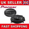 Pioneer TS-A6960F 6 x 9 Car Van Shelf Door Speaker 4Way Coaxial 900W Total Power