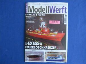 Modell Werft 06 / 2019 - Fachmagazin für Schiffsmodellbauer - NEU