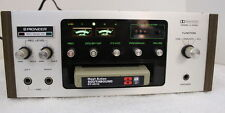 Vintage Pioneer H-R100 Stereo 8-Track Tape Cartridge Player Recorder ~ Dolby NR