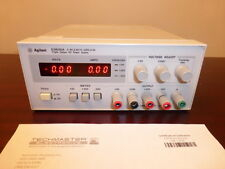 Agilent / HP E3630A Triple Output DC Power Supply, ± 20V / 0.5A, 6V / 2.5A, 35W