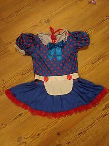Rag Doll Raggedy Ann Adult Costume