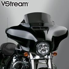 HARLEY FLHT, FLHX NATIONAL CYCLE VSTREAM ULTRA LOW SCREEN WINDSHIELD N20411