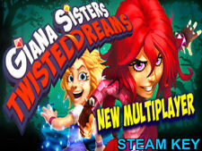 GIANA SISTERS TWISTED BUNDLE - STEAM KEY (DIGITAL)  🔑 - PC - GLOBAL -