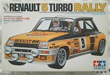 TAMIYA RENAULT 5 TURBO RALLY 1/24 24027