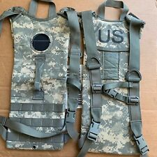 US MOLLE 100oz 3L Hydration Pack Water Carrier Backpack NO Bladder ACU