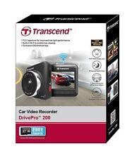 Transcend 16GB DrivePro DP 200 Car Cam Video Recorder Drive Pro Camcorder WiFi