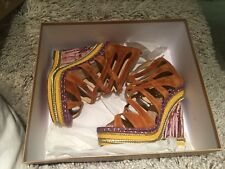 9e78925c377d Christian Louboutin Women s Suede Sandals Heels for Women for sale ...