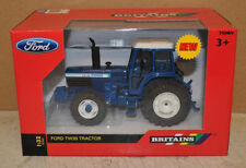 Britains Deetail Ford Diecast Tractors