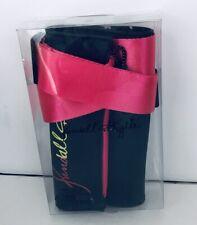 Kendall + Kylie Makeup Brush Holder Waist Belt Black/Pink