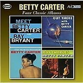 Betty Carter - Four Classic Albums (2014) double cd album