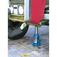 Draper Garage/Workshop 8 Tonne/8000Kg Hydraulic Car/Vehicle Bottle Jack - 04979