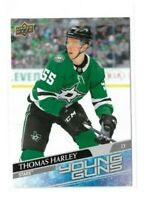 2020-21 UPPER DECK OVERSIZED #227 THOMAS HARLEY YG UD YOUNG GUNS