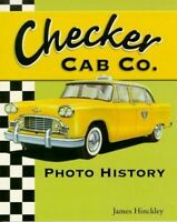 "Checker Cab Company Taxi Marathon New York Cab Buses ""New"""