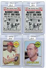 1969 TOPPS-#151 CLAY DALRYMPLE (ORIOLES VARIATION)  NRMT-MT  H014