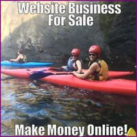 Fully Stocked KAYAKING Website Business|FREE Domain|FREE Hosting|FREE Traffic