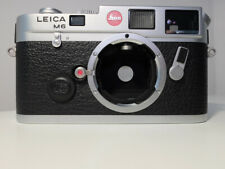 LEICA M6 CLASSIC CHROME Body Only  ! EXCELLENT  !