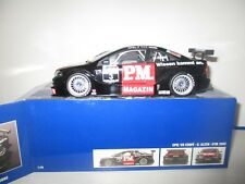 OPEL V8 COUPE' U.ALZEN DTM 2000 SCALA 1:18 ACTION REF.AC8 004803