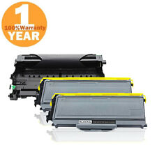3PK TN360 DR360 Toner and Drum Unit For Brother MFC-7440N MFC-7840W HL-2140 2170