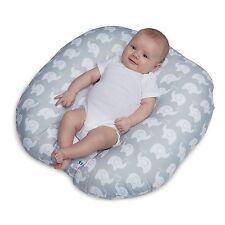 Boppy Newborn Lounger Elephant Baby Lightweight Pillow Comfort Support New