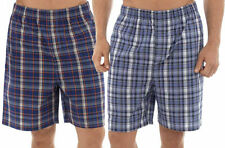 Cotton Blend Long Pyjama Bottoms for Men
