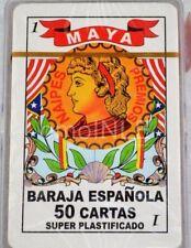 SPANISH CARD Deck Naipes Cartas Baraja Española Santeria Tarot Wicca Espiritismo