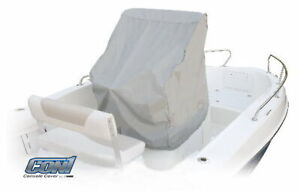 CON-1 Center Console Cover For Boats by Eevelle - Marine Grade Woven Polyester