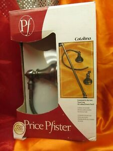 Price Pfister Catalina Towel Ring Oil Rubbed Bronze Finish