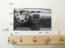AF071-PHOTO FACTORY ? HONDA CR-V 1997 AUTO CAR