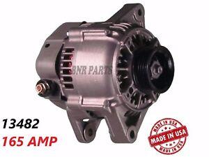 165 AMP 13482 Alternator Toyota Celica Corolla 1.8 1.6 93-97 High Output HD NEW