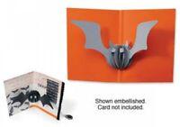 3-D Bat Halloween Sizzix Bigz Die 656948 NEW!