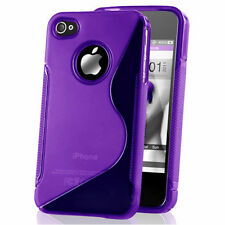 S-Line TPU Gel Soft Silicone Case High Quality for Series Apple Models