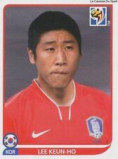 N°162 LEE KEUN-HO # KOREA REPUBLIC STICKER PANINI WORLD CUP SOUTH AFRICA 2010