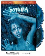 Brand New DVD Gothika (Two-Disc Special Ed) Halle Berry Penélope Cruz Robert Dow