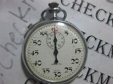 VINTAGE ARISTO SWISS MADE    Pocket Watch  MADE IN SWITZERLAND (NOT WORKING)