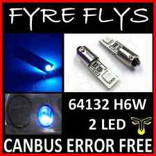 Blue Canbus Error Free 2 LED Bulbs Mercedes Benz Parking City Citi Lights #Y11