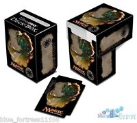 WHITE MANA AJANI PLANESWALKER ULTRA PRO deck box FOR MTG CARDS