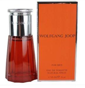 Wolfgang Joop 50ml Edt Spray By Joop Men's Perfume (RARE)