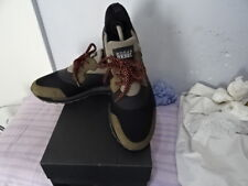 HOGAN REBEL Chaussures Hommes en Cuir Baskets R261 ALLACCIATO GANCI Tailles UK 10 EU 44