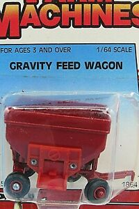 ERTL VHTF FARM MACHINES SERIES GRAVITY FEED WAGON