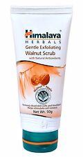 Himalaya Herbals Exfoliating Walnut Scrub With Natural Antioxidants 50ml X 3