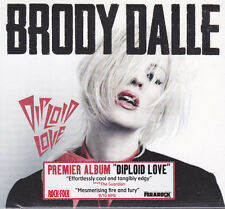 CD ♫ Compact disc «BRODY DALLE ♪ DIPLOID LOVE» nuovo digipack